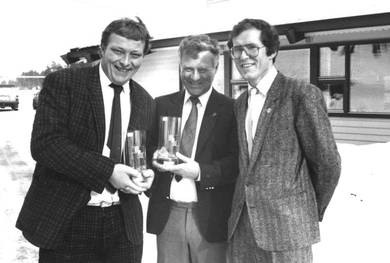 Nye æresmedlemmer 1987